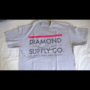 967e3e0820c Diamond Supply Co. Tee Shirt
